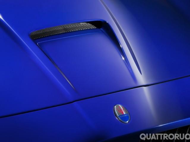 Maserati - A Modena una nuova sportiva a due porte