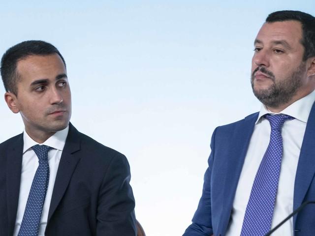 """La Lega vuole abolire l'abuso d'ufficio. Di Maio: """"Basta str…"""""""