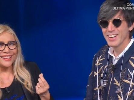 Domenica In, gaffe di Mara Venier: «Irene Grandi non era a Sanremo» – Video