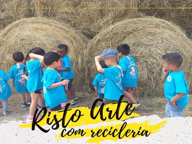 Risto Arte con recicleria Vigevano 21-22-23 giugno – Piazza Volta