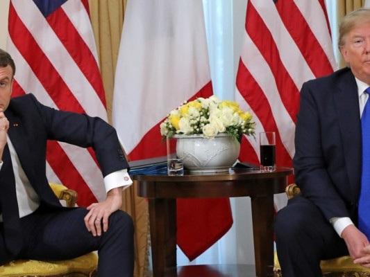 Lo scontro tra Trump e Macron domina il summit della Nato