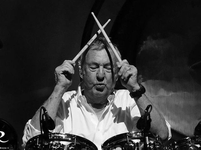 Nick Mason è il Prog God 2019