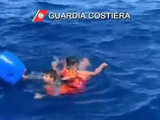 La Guardia costiera di Lampedusa salva sei migranti