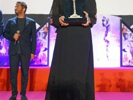 Isabella Ferrari al Magna Graecia Film Festival