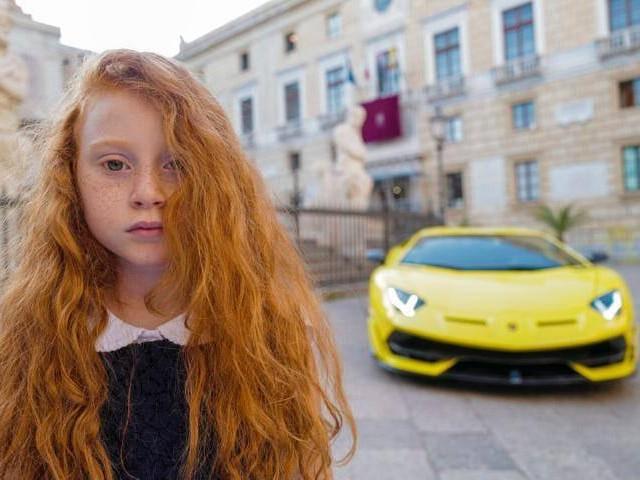 Letizia Battaglia e le sue bambine. Il caso Lamborghini a Palermo