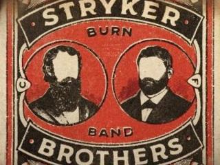"Un Disco Bellissimo E ""Misterioso""! Stryker Brothers – Burn Band"