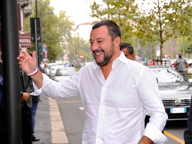 """Salvini: """"Se condannato avrò il tempo di leggere"""""""