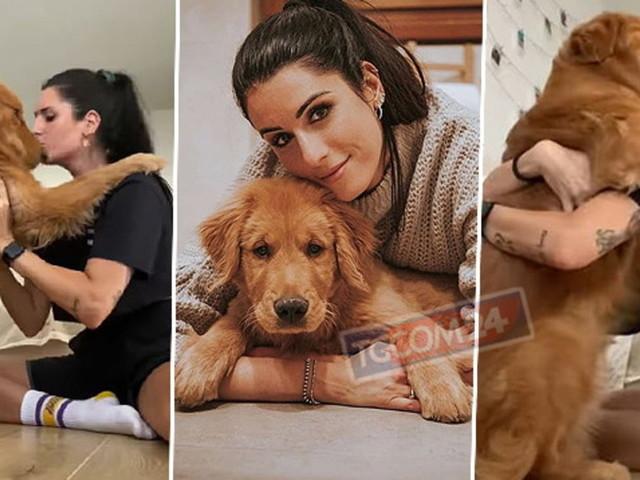 Valentina Vignali in panico: ladri in casa a Roma e cane sparito
