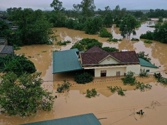Vietnam bishops appeal for help for flood victims