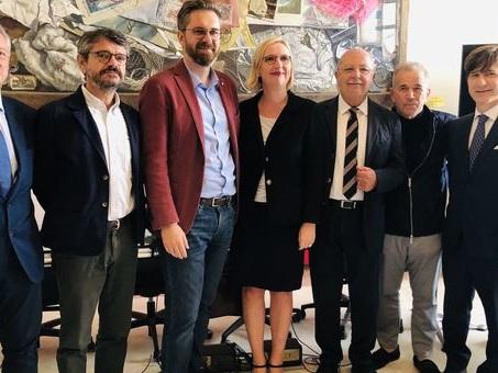 """""""Keys to Italy"""", un film sulla dieta mediterranea con Peppe Servillo"""