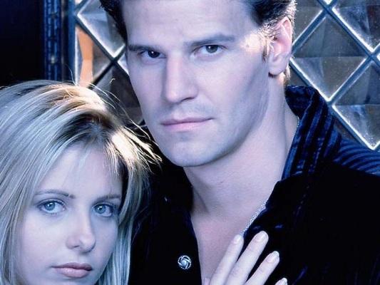 Buffy e Angel di nuovo insieme in un fumetto reboot della storia!