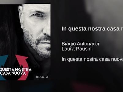 In questa nostra casa nuova: video ufficiale, testo e significato del nuovo singolo di Biagio Antonacci e Laura Pausini