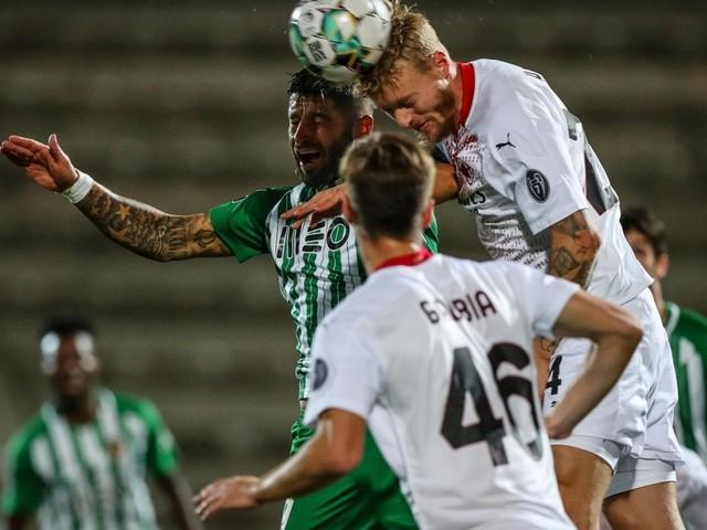 Diretta Rio Ave-Milan 0-0, playoff di Europa League