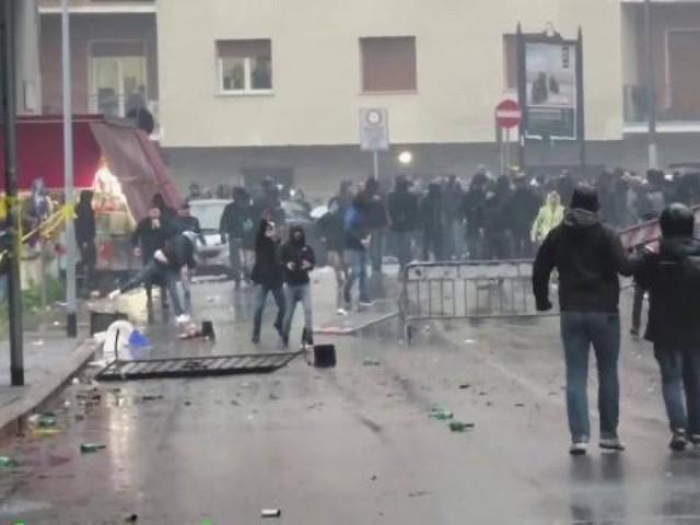 Calcio, blitz contro gli ultrà della Lazio: 13 misure cautelari per scontri in Tim-cup