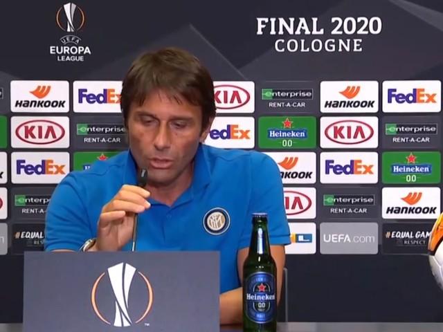 """""""Resterà alla guida dell'Inter...?"""". E Conte risponde così sul futuro"""