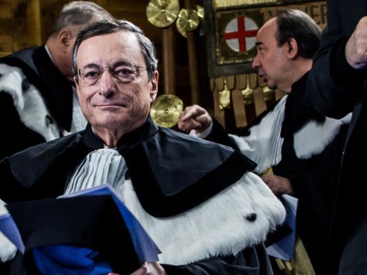 La frecciata di Mario Draghi aeuroscettici e sovranisti