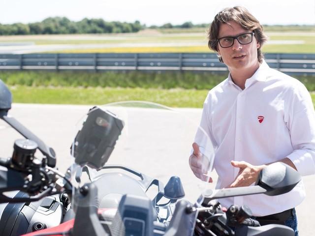 Ducati: si torna a parlare di elettrico, l'arrivo? Solo a determinate condizioni