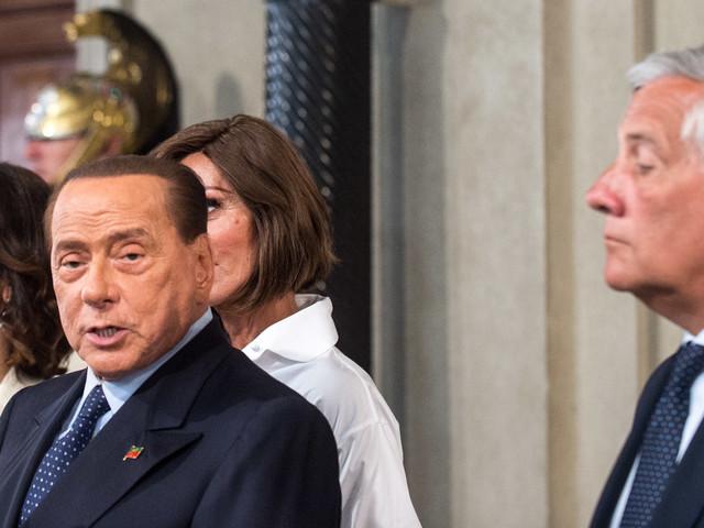 """Berlusconi asfalta il Conte bis: """"È il governo delle 4 sinistre"""""""