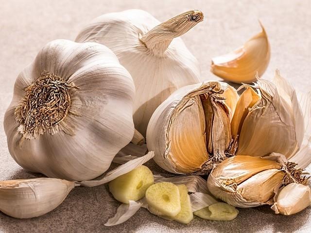 I benefici effetti dell'aglio sulla nostra salute