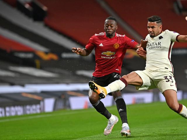 Europa League: al Manchester il primo set, Roma travolta 6-2