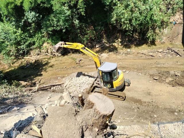 Frosinone, messa in sicurezza sponde fiume Cosa: si corre ai ripari. Interventi anche sulla segnaletica