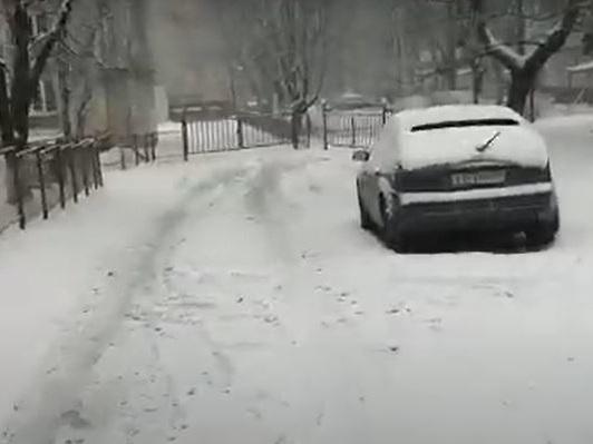 Arriva il Buran dalla Siberia: tempeste di neve e freddo polare
