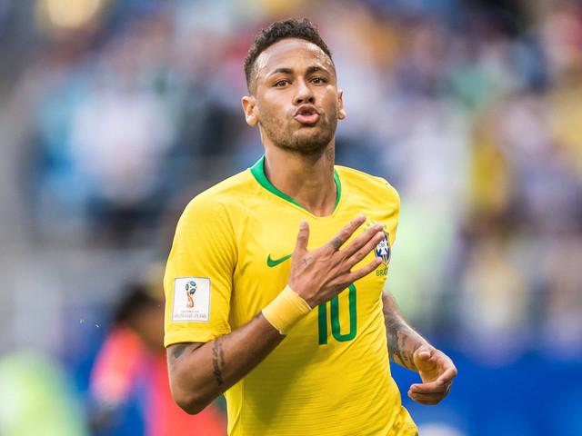 Neymar trascina il Brasile, gol italiani in Sudamerica