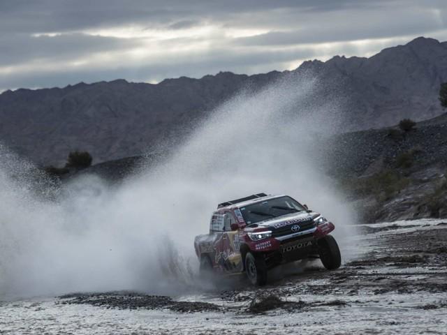 Dakar - Tappa 12 - Vince la Toyota di Al-Attiyah