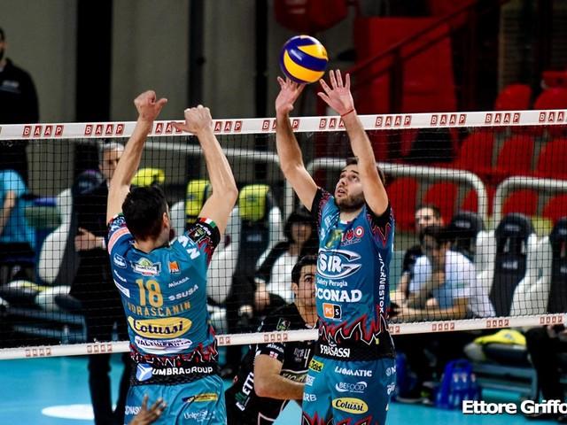 Volley, SuperLega 2019: 22^ giornata, Perugia e Trento si sfidano a distanza. Modena per tornare alla vittoria