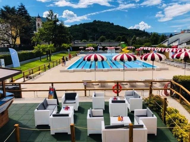 Pergine pensa in grande: una nuova piscina e wellness da oltre 300 mila euro