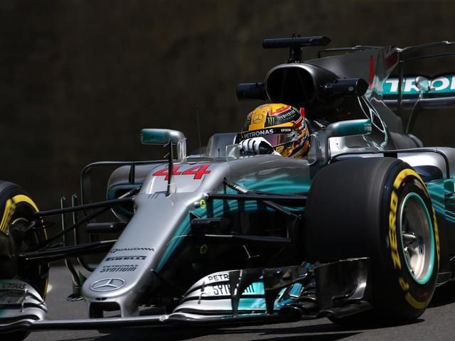 Hamilton, lo spumante è in frigo: trionfo ad Austin, sul podio Vettel e Raikkonen