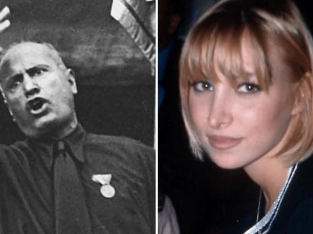 """Rachele Mussolini: """"Bannata da Facebook per aver fatto gli auguri a mio nonno"""""""