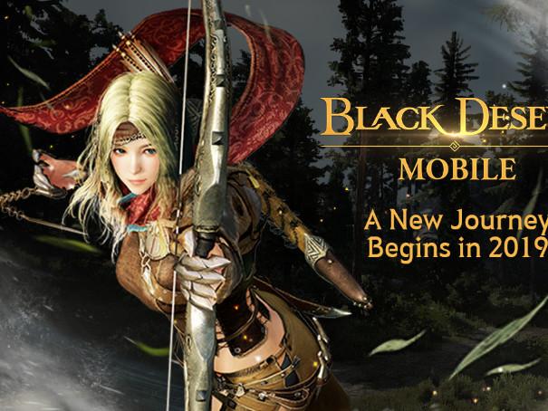 Black Desert Mobile disponibile al download su Android