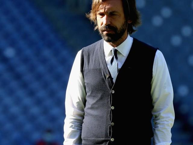 Juve, Pirlo: 'Dopo la sconfitta contro la Fiorentina abbiamo chiarito bene gli obiettivi'