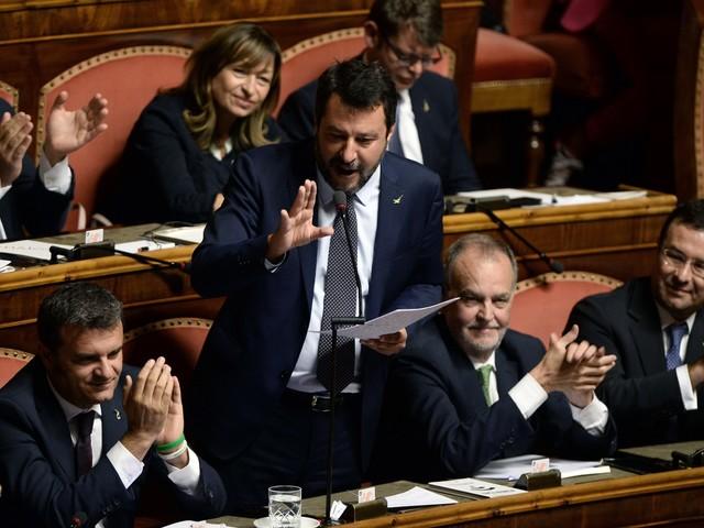 Salvini accelera e invoca il referendum per il maggioritario