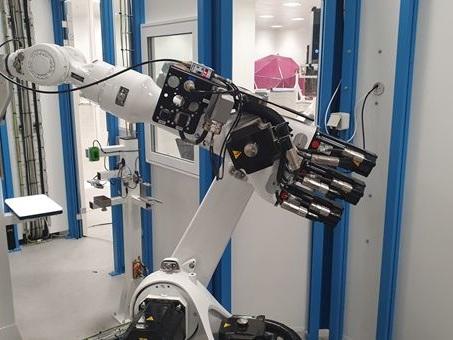 Nuovo sito Industry 4.0 di Thales Alenia Space in Belgio