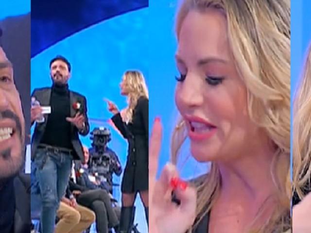 """Uomini e Donne, Armando nel caos: """"Sta con una 20enne"""""""