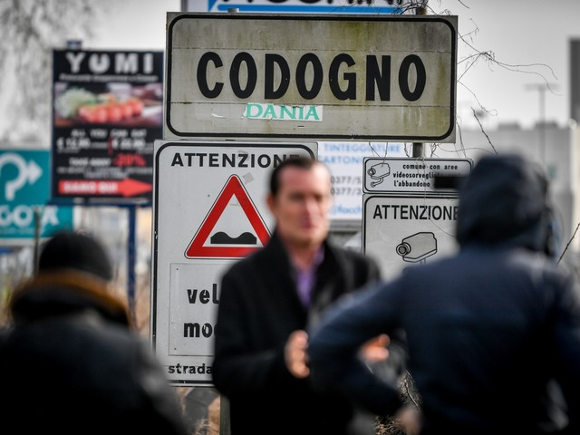 Coronavirus, a Codogno 18 carabinieri in isolamento a casa