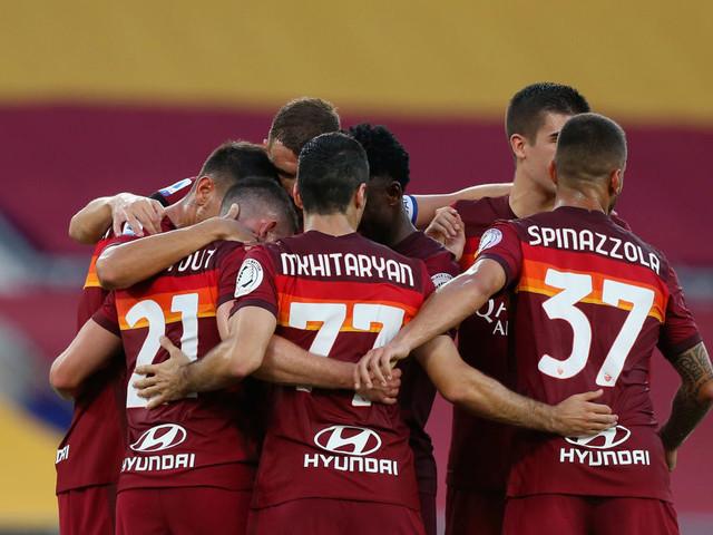 Roma-Fiorentina 2-1: video, gol e highlights della partita di Serie A