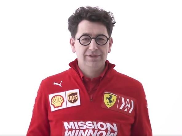 """Binotto: """"Nuova Ferrari grandiosa e molto speciale"""""""