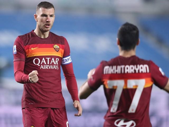 La Roma ne fa 5 al Debrecen, bene Dzeko e Zaniolo