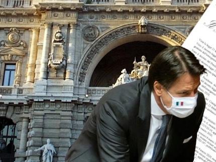 """""""La regia spetta allo Stato"""". Una sentenza smaschera Conte"""