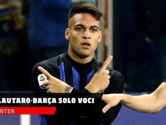 """Zanetti sul futuro di Lautaro: """"All'Inter non è arrivata nessuna offerta"""""""