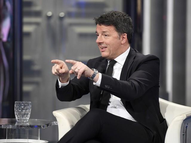 Renzi, Conte e la debolezza al potere