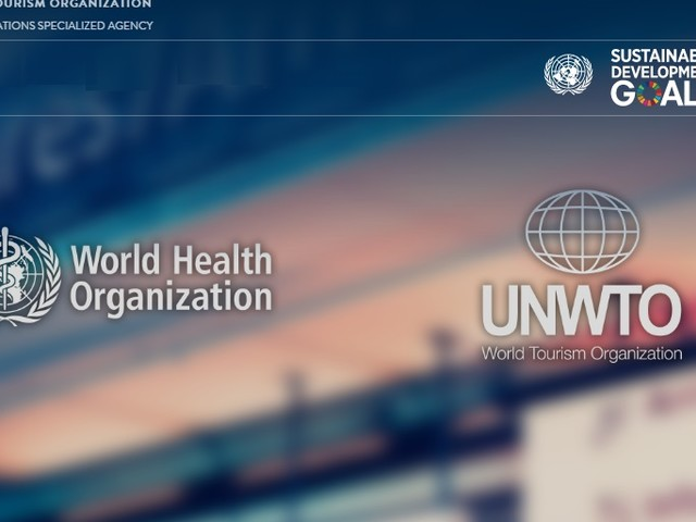 Coronavirus e turismo: appello alla responsabilità e al coordinamento di Oms e Unwto