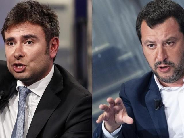 Di Battista sfida Salvini: 'Valanghe di consensi per il M5S se si vota adesso'