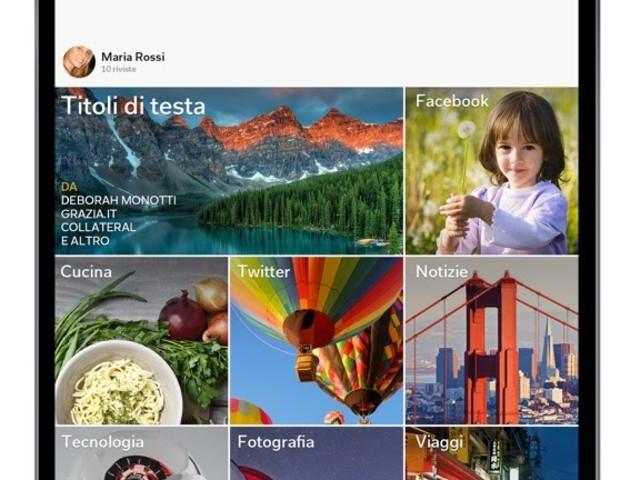 Flipboard: la tua rivista sociale di notizie si aggiorna alla vers 4.2.56