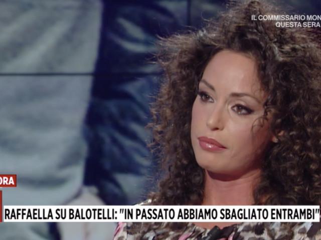 """Raffaella Fico: """"Ora con Mario Balotelli siamo complici per Pia"""""""