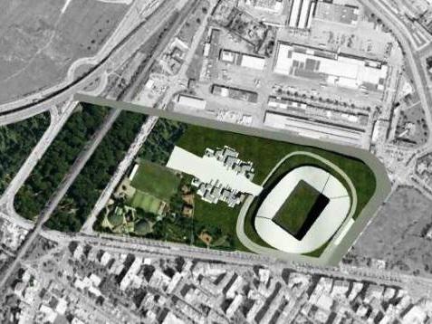 Nuovo stadio: via libera del Consiglio comunale alla variante semplificata per realizzazione in area Mercafir