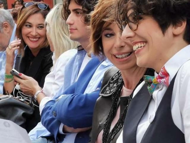 Macerata, Festa di Benvenuto di inizio anno scolastico al Liceo Leopardi (FOTO)